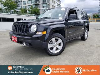 Used 2016 Jeep Patriot north for sale in Richmond, BC