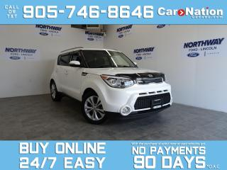 Used 2016 Kia Soul EX   REAR CAM   UVO   ONLY 45 KM!   1 OWNER for sale in Brantford, ON