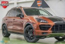 Used 2012 Porsche Cayenne Turbo for sale in Oakville, ON