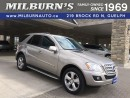 Used 2009 Mercedes-Benz ML-Class 3.0L BlueTEC for sale in Guelph, ON