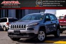 New 2017 Jeep Cherokee New Car Sport|4x4|Cold Wthr Pkg|Backup Cam|Keyless_Entry with R.Start for sale in Thornhill, ON