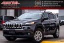 New 2017 Jeep Cherokee NEW Car North|4x4|Cold Wthr Pkg|RearCam|SatRadio|Bluetooth|17