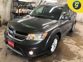 Used 2015 Dodge Journey SXT/LIMITED * 7 Passneger * Hands-free communication with Bluetooth streaming * Air Conditioning w/3 Zone Temp Cntrl Rear Air Conditioning w/Heater * for sale in Cambridge, ON