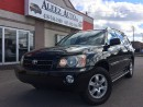 Used 2003 Toyota Highlander LIMITED WITH LEATHER AND SUNROOF, BEAUTIFUL for sale in North York, ON