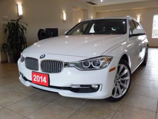 Used 2014 BMW 3 Series 328i xDrive Touring Executive+Technology PKG! for sale in Toronto, ON