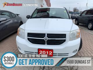 Used 2012 Dodge Caliber for sale in London, ON