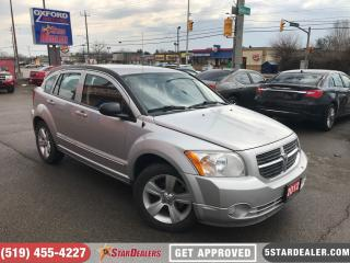 Used 2012 Dodge Caliber SXT | HEATED SEATS for sale in London, ON