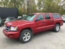 Used 2008 Dodge DAKOTA SLT CREW CAB * 4WD * PREMIUM CLOTH SEATING for sale in London, ON