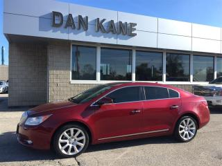 Used 2010 Buick LaCrosse CXS for sale in Windsor, ON