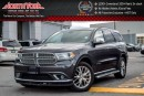 Used 2015 Dodge Durango Citadel|AWD|Sunroof|Nav|RearCam|R-Start|Htd/Vntd Front Seats|20