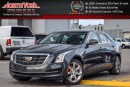 Used 2016 Cadillac ATS Sedan Luxury Collection|AWD|Sunroof|RearCam|ParkSenors|Htd Front Seats|17