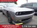 New 2016 Dodge Challenger R/T Scat Pack for sale in Surrey, BC