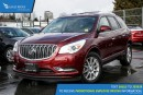 Used 2016 Buick Enclave Leather Sunroof, Heated Seats, and Satellite Radio for sale in Port Coquitlam, BC