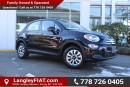 New 2016 Fiat 500X Pop WITH SIRIUS-XM, REMOTE START for sale in Surrey, BC