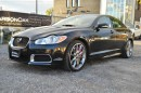 Used 2011 Jaguar XF R XFR - SUPER CHARGED 510 HP ! BLACK PKG for sale in Ottawa, ON