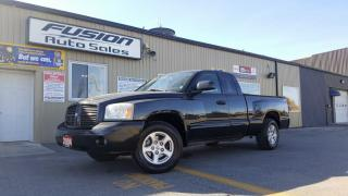 Used 2006 Dodge Dakota SLT-SPORT-V8- LOCAL TRADE-LOADED for sale in Tilbury, ON