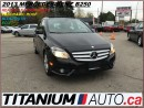 Used 2013 Mercedes-Benz B-Class B250 Turbo+Pano Roof+Mercedes Off Lease+One Owner for sale in London, ON