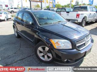 Used 2011 Dodge Caliber SXT | HEATED SEATS | ALLOYS for sale in London, ON