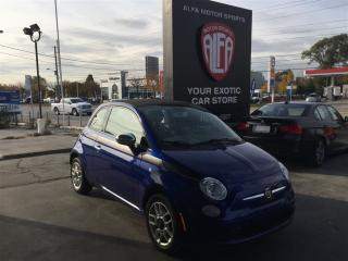 Used 2012 Fiat 500 C Pop CABRIO ---SOLD--- for sale in Etobicoke, ON