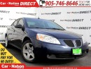 Used 2008 Pontiac G6 SE| WE WANT YOUR TRADE| OPEN SUNDAYS| for sale in Burlington, ON