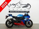 Used 2016 Suzuki GSX-R600 **No Payments For 1 Year for sale in Concord, ON
