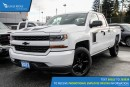 New 2017 Chevrolet Silverado 1500 Silverado Custom AM/FM Radio and Air Conditioning for sale in Port Coquitlam, BC