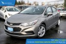 New 2017 Chevrolet Cruze LT Auto Sunroof, Heated Seats, and Satellite Radio for sale in Port Coquitlam, BC