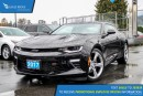 New 2017 Chevrolet Camaro 2SS Navigation, Heated Seats, and Backup Camera for sale in Port Coquitlam, BC