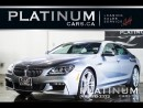 Used 2013 BMW 6-Series 650i xDrive GranCoup for sale in North York, ON