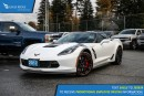 New 2017 Chevrolet Corvette Grand Sport Navigation, Heated Seats, and Backup Camera for sale in Port Coquitlam, BC