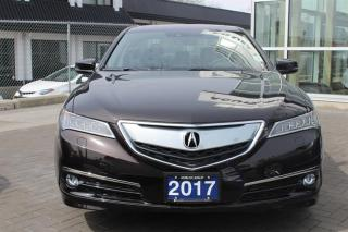 Used 2017 Acura TLX 3.5L SH-AWD w/Elite Pkg for sale in Langley, BC
