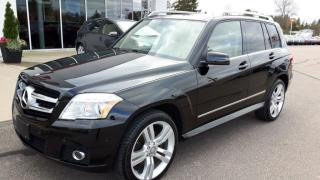 Used 2010 Mercedes-Benz GLK-Class GLK350 for sale in Ottawa, ON