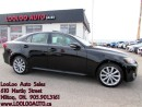 Used 2010 Lexus IS 250 Premium PKG AWD Leather Sunroof Certified 2 Year W for sale in Milton, ON