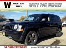 Used 2014 Jeep Patriot SPORT| HEATED SEATS| SUNROOF| BLUETOOTH| 23,817KMS for sale in Cambridge, ON