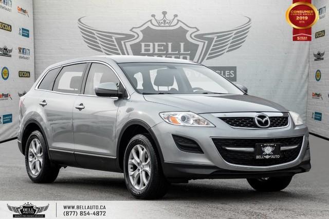 2012 Mazda CX-9 GS, 7 PASS, AWD, BLUETOOTH, HEATED SEATS, CRUISE CNTRL
