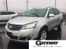 Used 2013 Chevrolet Traverse LT LEATHER SUNROOF NAVI  for sale in Brampton, ON