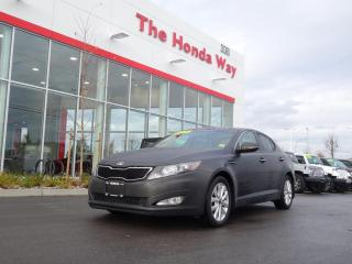 Used 2013 Kia Optima EX Turbo for sale in Abbotsford, BC