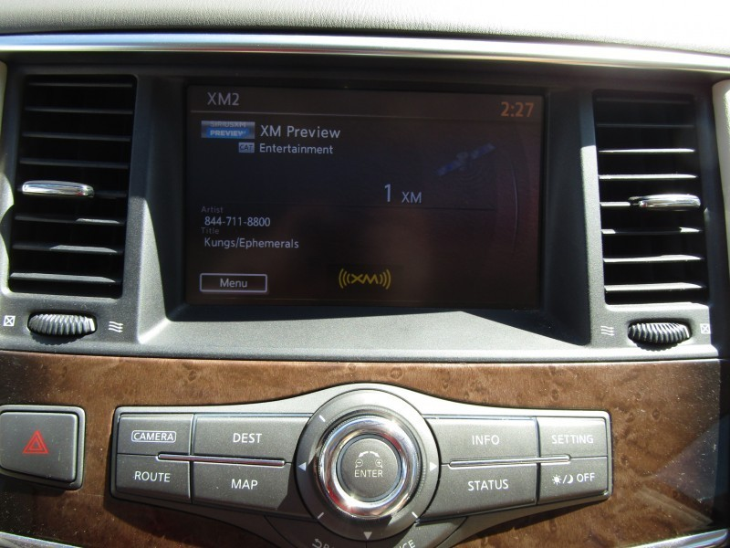 2011 Infiniti QX56