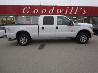 Used 2016 Ford F-250 XLT DIESEL for sale in Aylmer, ON