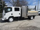 Used 2012 Isuzu NQR Crewcab 2wd diesel with dump for sale in Richmond Hill, ON