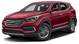 New 2017 Hyundai Santa Fe Sport 2.4 Luxury for sale in Abbotsford, BC