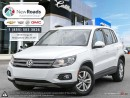 Used 2015 Volkswagen Tiguan for sale in Newmarket, ON