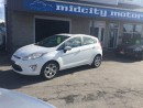 Used 2011 Ford Fiesta SES for sale in Niagara Falls, ON