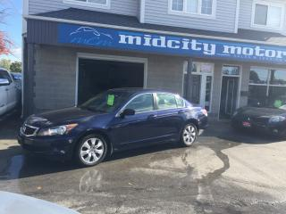 Used 2008 Honda Accord EX for sale in Niagara Falls, ON