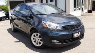 Used 2013 Kia Rio LX for sale in Kitchener, ON