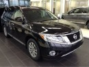 Used 2014 Nissan Pathfinder PATHFINDER S/4WD/ACCIDENT FREE/FULLY INSPECTED for sale in Edmonton, AB