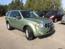 Used 2008 Ford Escape XLT for sale in Waterloo, ON