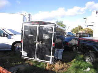 Used 2007 Wells Cargo Utility Trailer TRAILER for sale in North York, ON