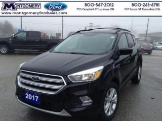 New 2017 Ford Escape SE for sale in Kincardine, ON