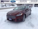 New 2016 Ford Fusion SE  - Bluetooth -  SiriusXM for sale in Kincardine, ON